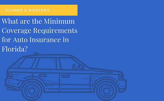 Car Insurance Florida >> What Are The Minimum Coverage Requirements For Auto